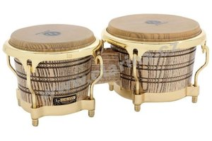 Latin Percussion Galaxy Giovanni Series Wood Bongos LP793X
