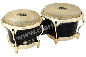 Latin Percussion Galaxy Fiberglass Bongos LP794X