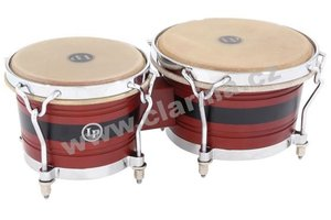 "Latin Percussion Legends John ""Dandy"" Rodriguez Jr. Signature Series Bongos LP201A-JR"