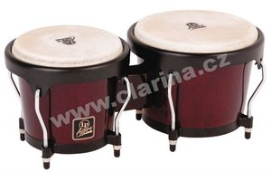 Latin Percussion Aspire Wood Bongos LPA601-DW