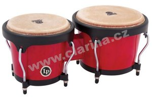 Latin Percussion Aspire Wood Bongos LPA601-RW