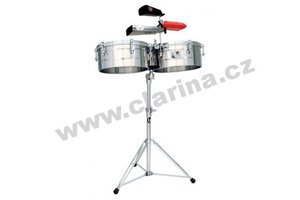 Latin Percussion Tito Puente Timbales LP256-S