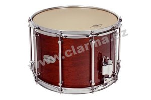 "Black Swamp Percussion Pro10 Studio Series Field Drum, koncertní vojenský buben 15"" x 12"""