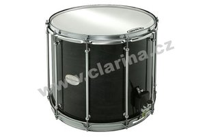 "Black Swamp Percussion Symphonic Series vojenský buben Concert Black 14""x10"""