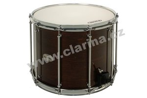 "Black Swamp Percussion Symphonic Series vojenský buben Walnut 15""x12"""