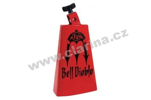 Latin Percussion Cowbell, Bell Diablo - LP007-BD