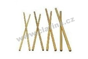 "Latin Percussion Paličky na Timbaly 15"" x 3/8"" 6 Párů!!! Wood Timbale Sticks"