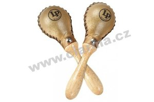 Latin Percussion Maracas, Mini Rawhide Maracas