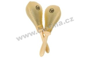 Latin Percussion Maracas Rawhide