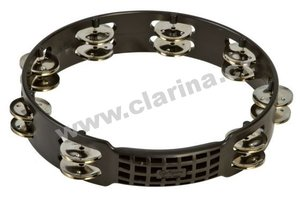 "Latin Percussion Tamburina 10"", Aspire® Plastic Tambourine"