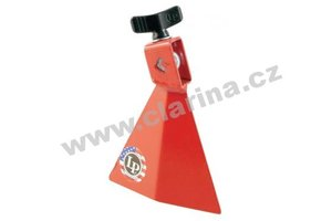 Latin Percussion Cowbell, Jam Bell - Red Low Pitch