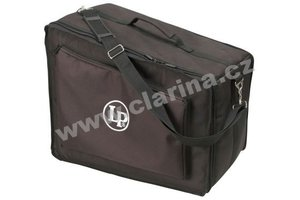 Latin Percussion Obal na sešikmený Cajon, Lug-Edge Angled Surface Cajon Bag