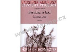 Hofmeister Bassiona in Jazz